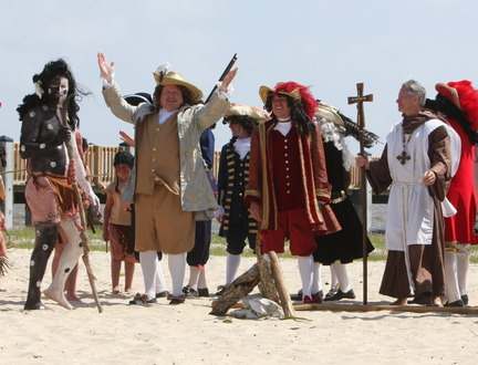 1699 on OS beach